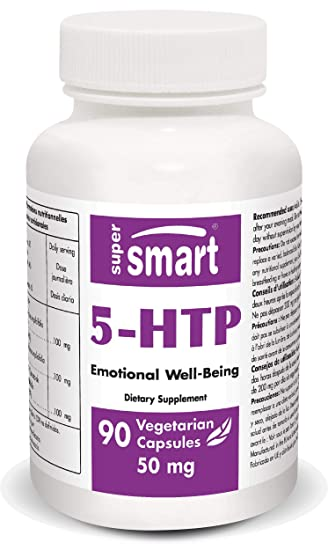 Amazon.com: Supersmart mrsmart – Estrés + Sleep – 5-HTP ...