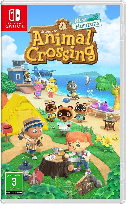 Animal Crossing - Nintendo Switch [Importación italiana]: Amazon.es: Videojuegos
