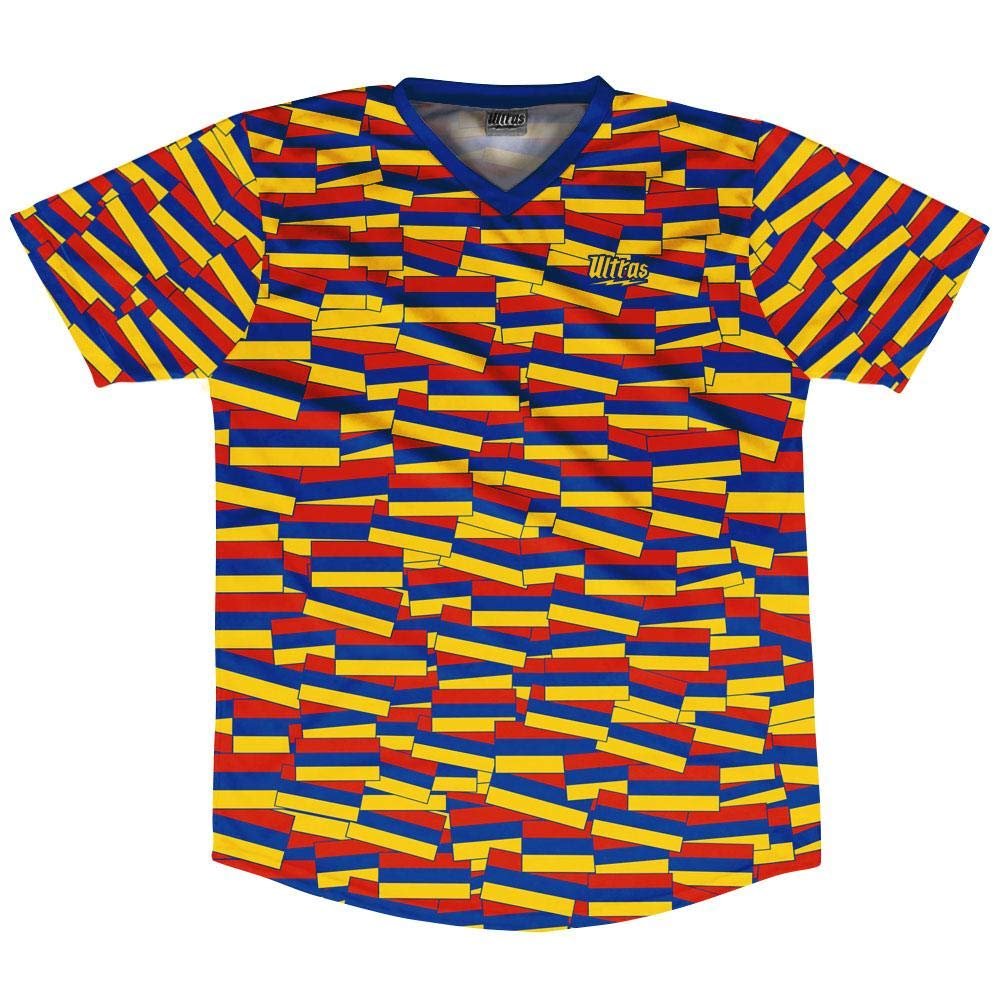 Ultras Armenia Party Flags Soccer Jersey