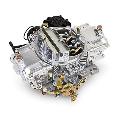 Holley 0-83670 Street Avenger Aluminum 670 CFM Electric Choke 4-Barrel Carburetor: Automotive