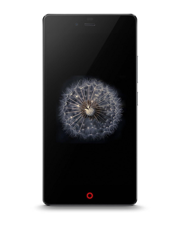 ZTE Axon Nubia Z9 Mini Negro 16GB 4G - Smartphone (SIM Doble, Android, NanoSIM, gsm, WCDMA, LTE) (Importado)