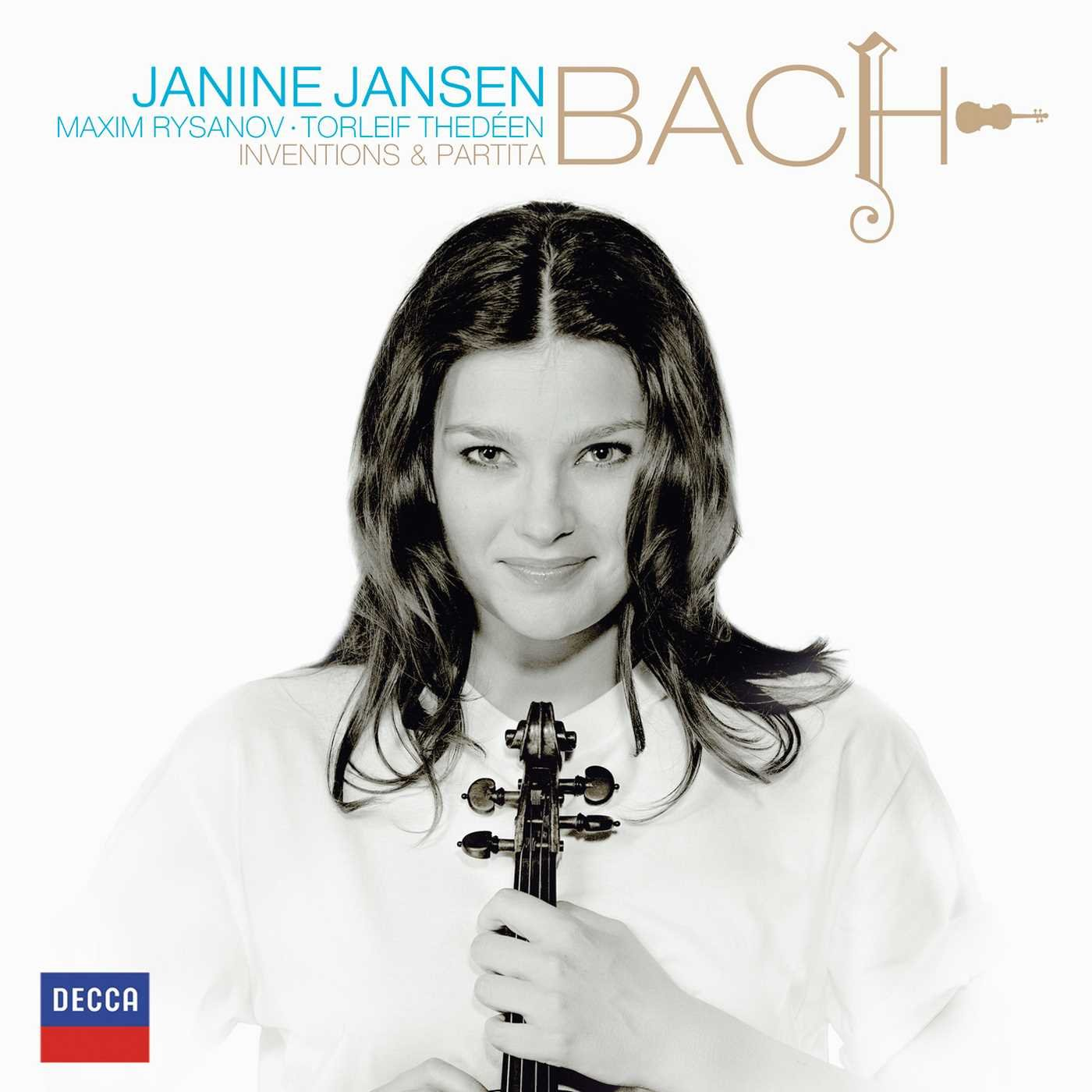 Bach: Inventions And Partita by Decca