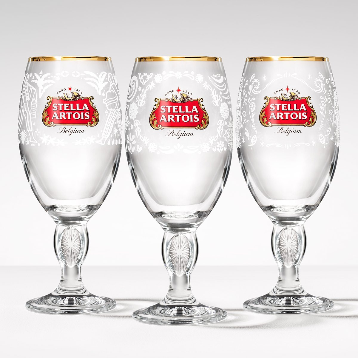 Stella Artois 2018 Limited Edition India Chalice, 33cl