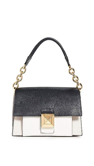 bb9231fedfa78 Amazon.com: Furla Women's Diva Small Shoulder Bag, Lino/Onyx/Chalk ...