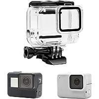 Yangers waterdichte beschermhoes behuizing accessoires voor GoPro Hero 7 Silver/White Model Action Camera, siliconen…