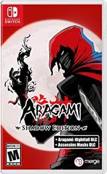 Resultado de imagem para Aragami Shadow Edition  switch