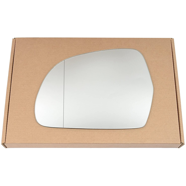 Left Near Passenger Side Blind Spot Stick On Mirror glass #AuA507-09-LWA