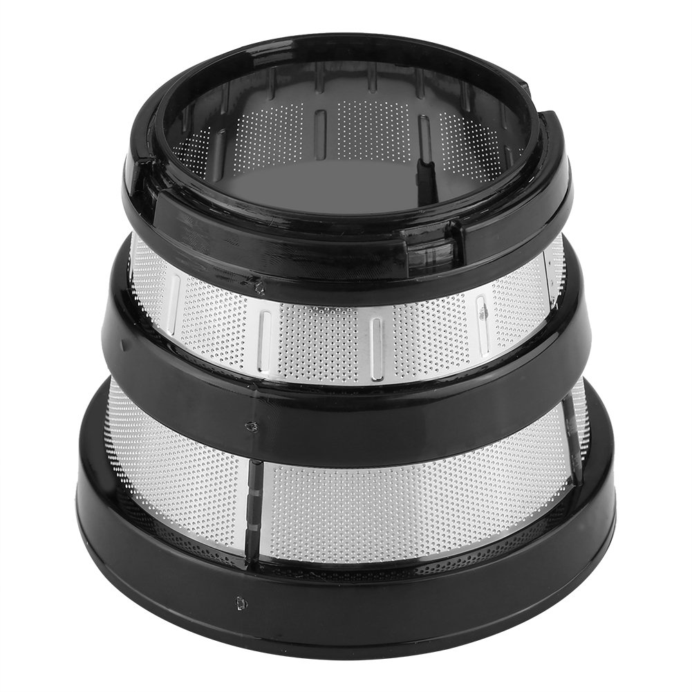 Juicer Filters,Slow Juicer Fine Mesh Screen Strainer Filter Small Hole for Hurom HH-SBF11 HU-19SGM Parts Filters Basket Haofy