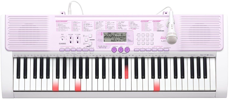 CASIO 光ナビゲーションキーボード(61鍵盤) LK-107 LK-107   B002JBRMG8