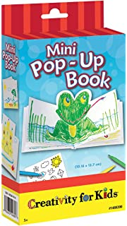 Amazon Com Creativity For Kids Create Your Own Pop Up Books Makes