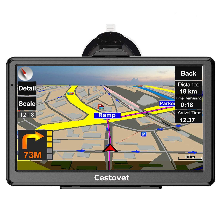 CESTO VEST GPS NAVIGATOR
