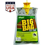 RESCUE Outdoor Non-Toxic Disposable Big Bag Fly Trap