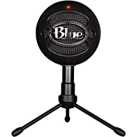 Blue Snowball iCE Condenser Microphone Cardioid (Black)