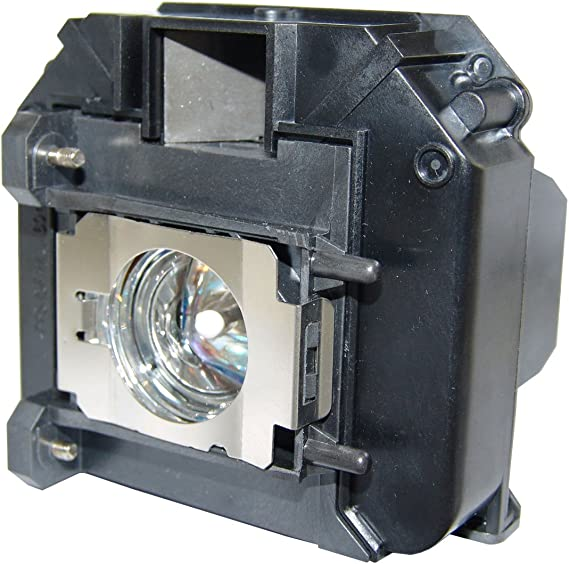 IET Lamps with 1 Year Warranty Power by Phoenix Genuine OEM Replacement Lamp for Sharp AN-K20LP Projector