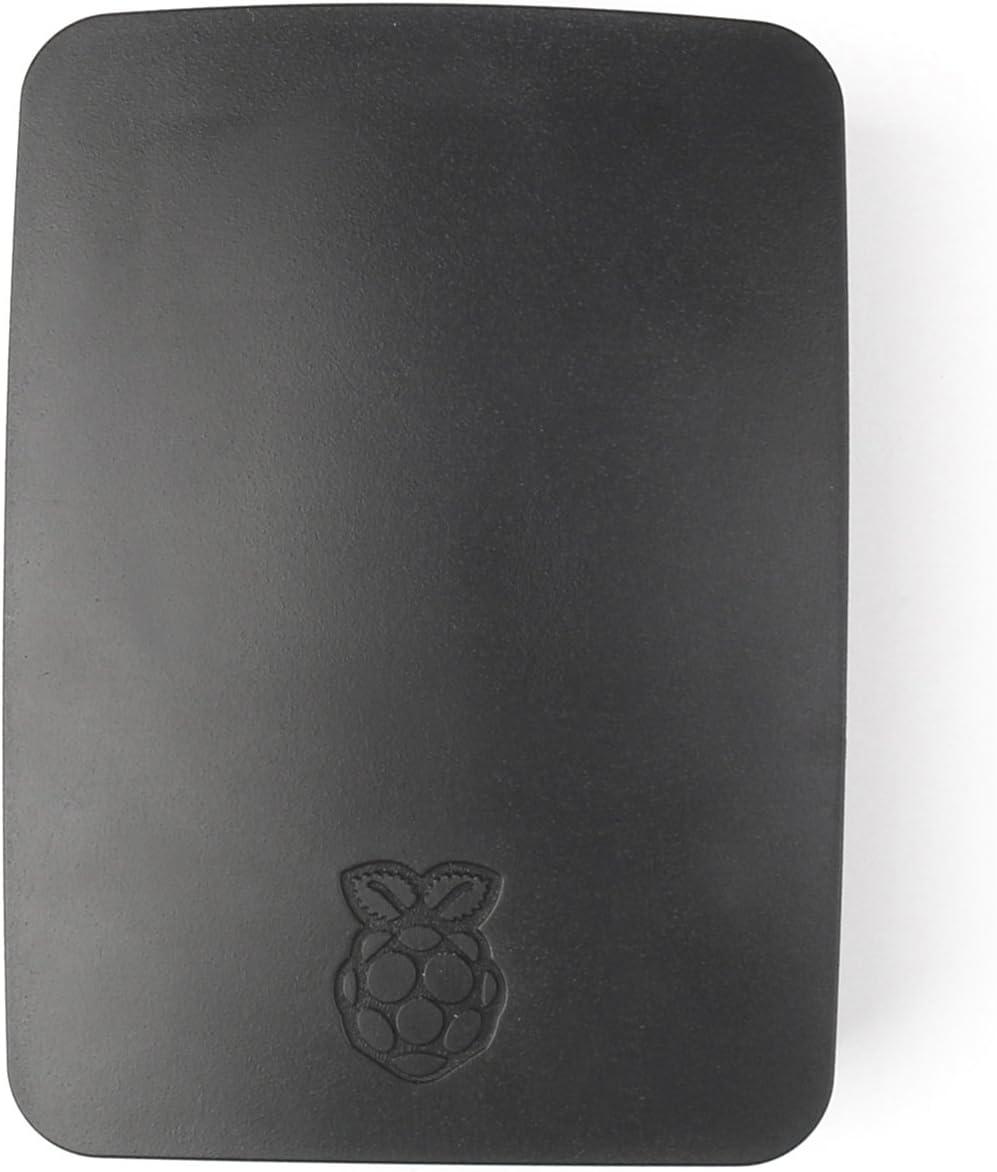 Areyourshop Original Official Case Enclosure Box Shell Cover for Raspberry Pi 3 Model Black