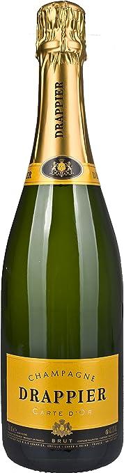 Drappier Carte dOr Brut Champagne - 750 ml: Amazon.es: Alimentación y bebidas