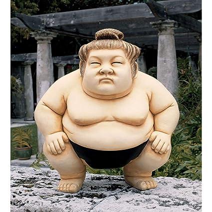 Amazon com : K&N35 Outdoor Statue Décor Asian Martial Art