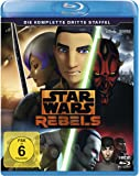 Star Wars Rebels - Die komplette dritte Staffel [Edizione: Germania]