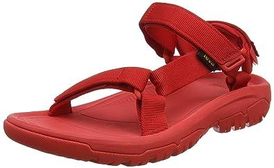 c0d8ad04f Teva Womens Hurricane XLT2 Red Textile Sandals 37 EU  Amazon.com.au ...
