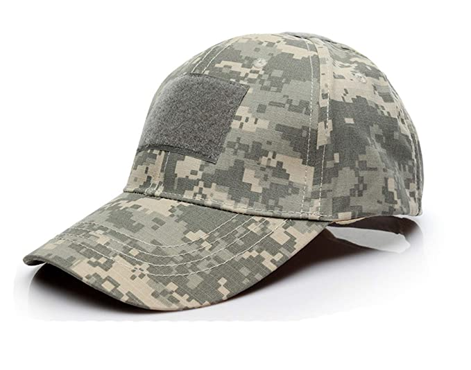81082b910f2 Image Unavailable. Image not available for. Color  Men Baseball Cap Tactical  Militar Army Special Force Airsoft Snapback Hat Summer ...