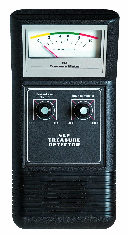 Bounty VLF Detector de Metales de Caza, Unisex Adulto, Negro, Un tamaño: Amazon.es: Deportes y aire libre