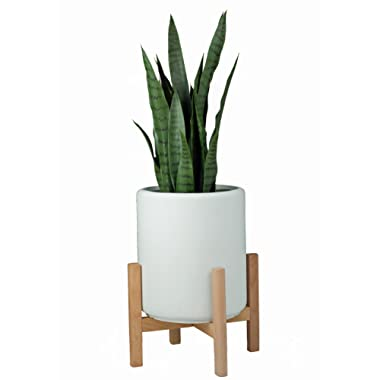Plant Stand/13 Mid Century Modern Plant Stand/Modern Wooden Plant Stand/Large Plant Stand/Planter stand/Plant pot holder/Indoor Plant Stand/Pot NOT Included