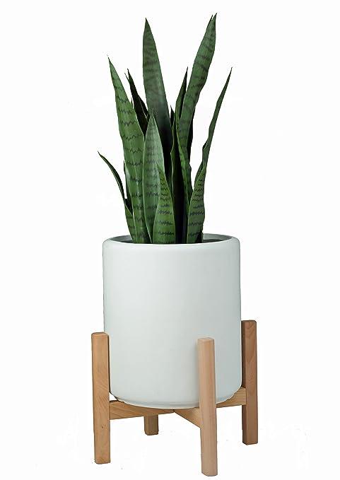 Popular Amazon.com : Plant Stand/13 Mid Century Modern Plant Stand/Modern  UW91