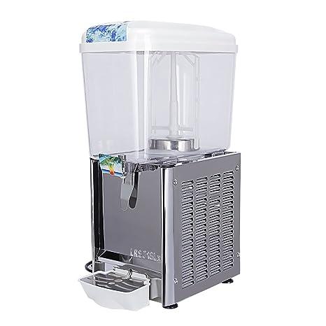 kuppet dispensador de zumo comercial dispensador de bebidas frutas hielo bebidas frías té con espiga 1