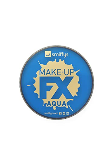 ROYAL BLUE FX FACE & BODY PAINTS - WATER BASED HYPOALLERGENIC TOP QUALITY  16G