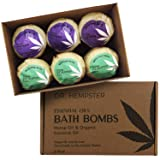 Natural Organic Bath Bomb Gift-Set