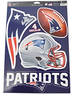 WinCraft Official National Football League Fan Shop Licensed NFL Shop Multi-use  Decals (New 32b37db3e01