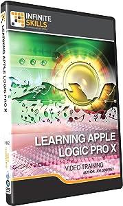 Learning Apple Logic Pro X - Training DVD