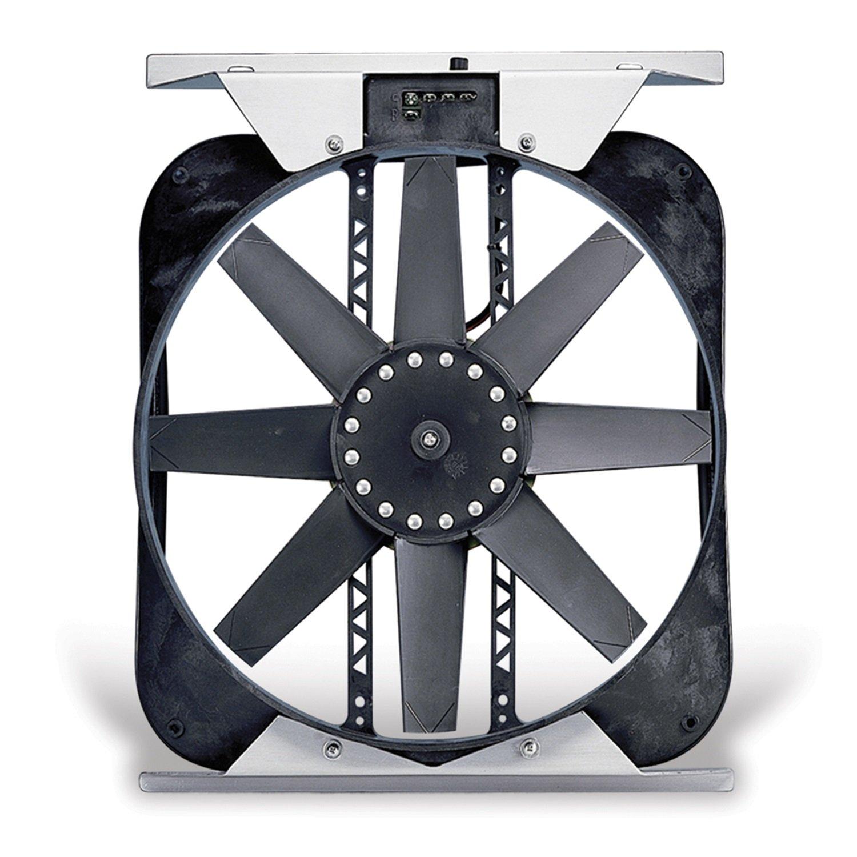 Flex-a-lite 40 Black 15' '84-'97 Ranger/Bronco Electric Fan