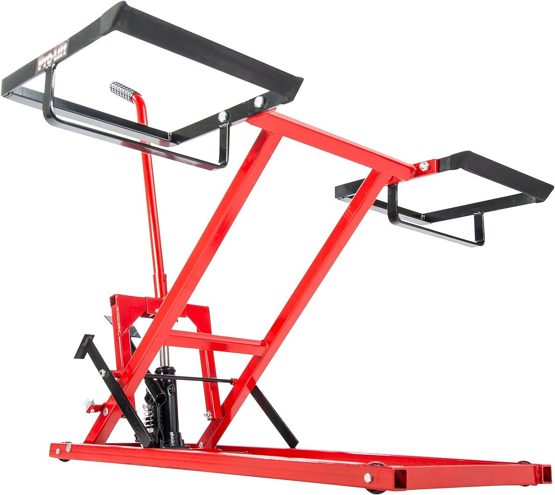 best zero turn mower lift - Pro Lift Lawn Mower Jack Lift