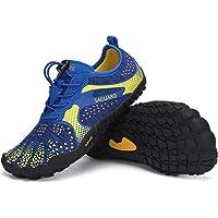 SAGUARO Minimalistas Zapatillas de Trail Running Niños Zapatos de Agua Zapatillas de Deporte Transpirables para Exterior…