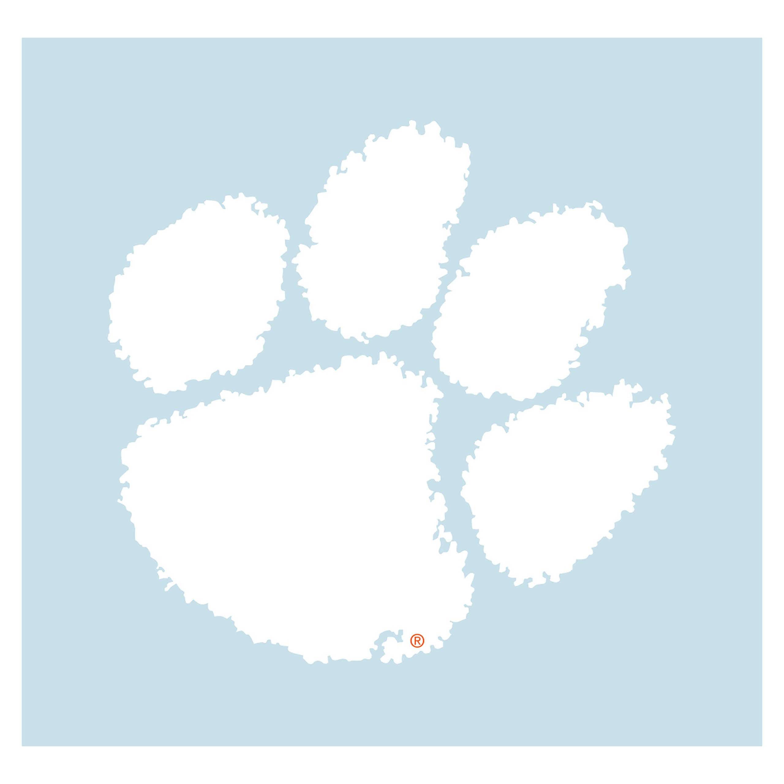 Clemson University Tigers Black with Chrome /& Color Paw Emblem NCAA College Sports Trailer Hitch Cover Fits 2 Inch Auto Car Truck Receiver