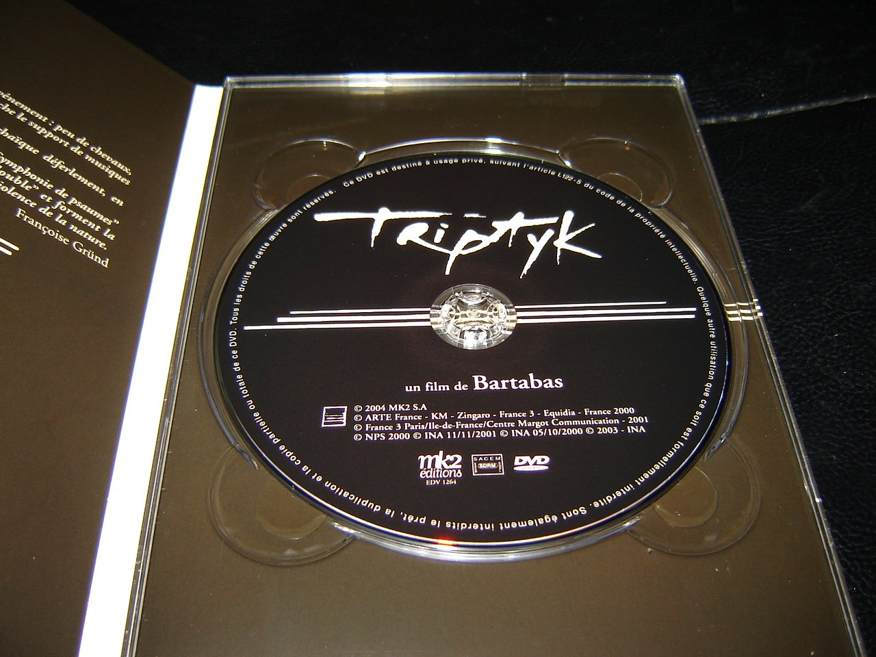 Amazon.com: Zingaro Triptyk (2000): Bartabas, Zingaro Cirque: Movies & TV