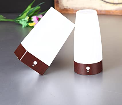Signstek Led Bewegungsmelder Tischleuchte Nachtlicht Led-Tischlampe Mit Kabellos
