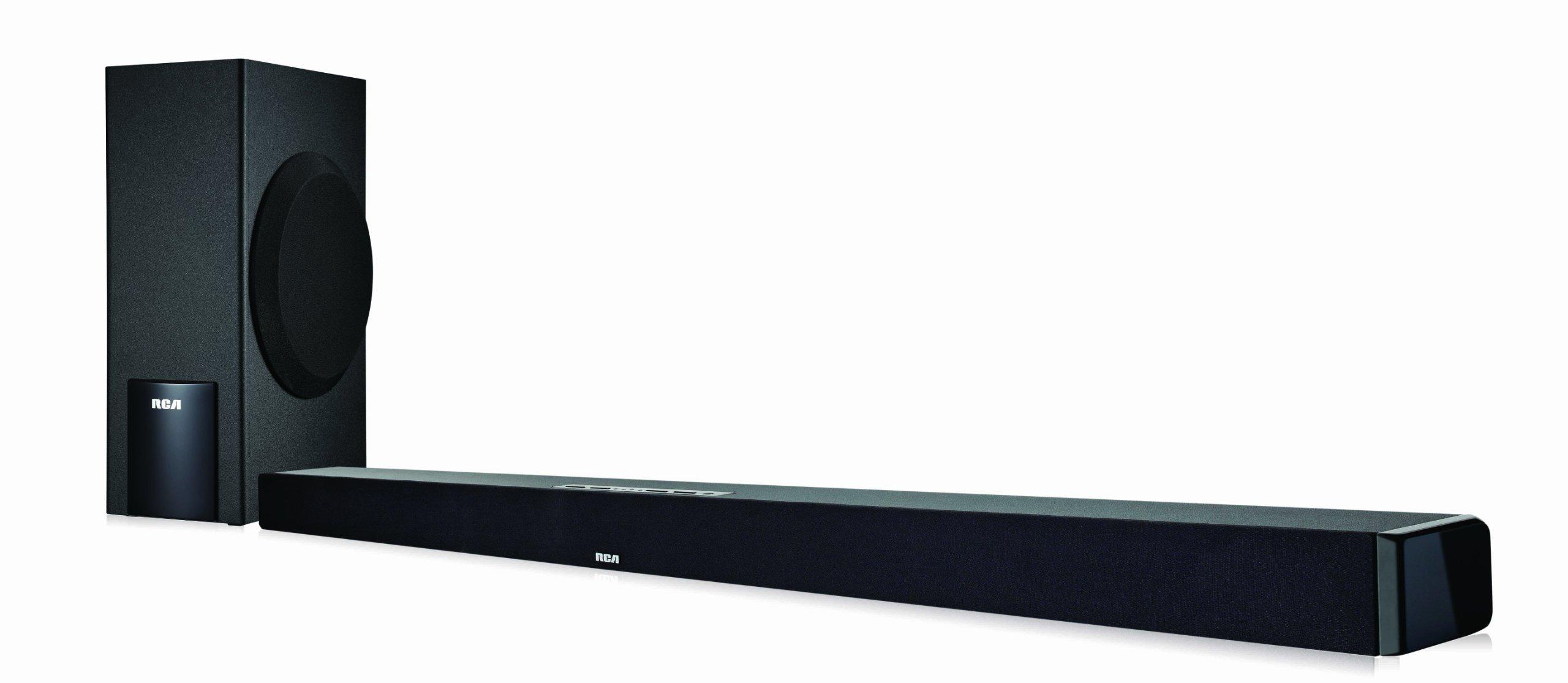 RCA RTS7340SB Bluetooth Home Theater Sound Bar (Black) by RCA