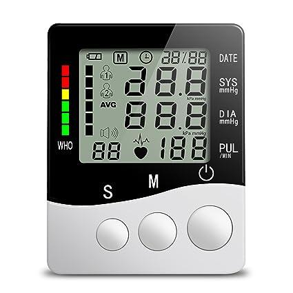 Monitor de Tensiómetro Toprime- B01 Silencio La Parte Superior del Brazo Monitor de Presion Arterial