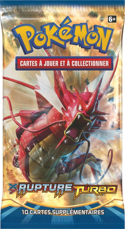 Pokèmon 1 x Booster XY09 RUPTURE TURBO, en francés: Amazon.es: Juguetes y juegos