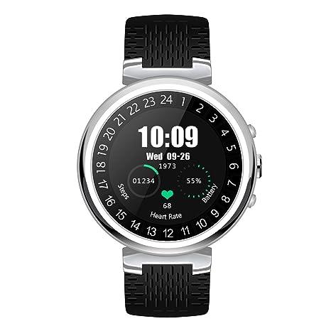 Reloj inteligente Android 5.1 2G + 16G Bluetooth Relojes deportivos GPS 3G Wi-Fi Pulsómetros