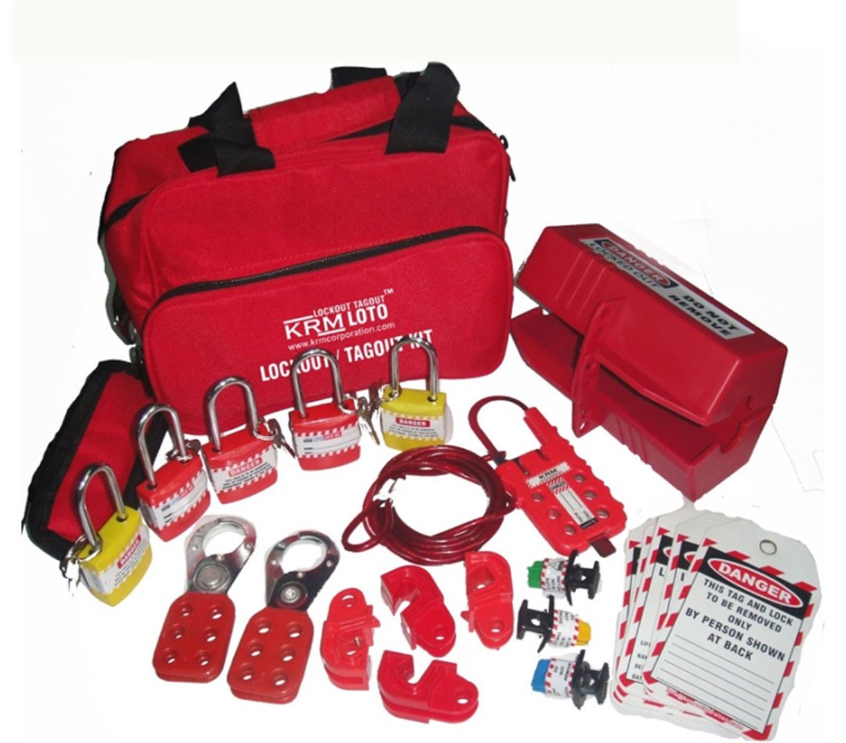 Lockout Tagout Kit 81