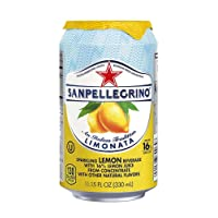 Deals on 24-PK Sanpellegrino Lemon Sparkling Fruit Beverage 11.15oz
