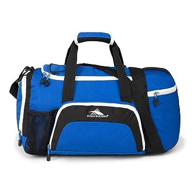 High Sierra Crossport 2-Ringleader Duffel Bag