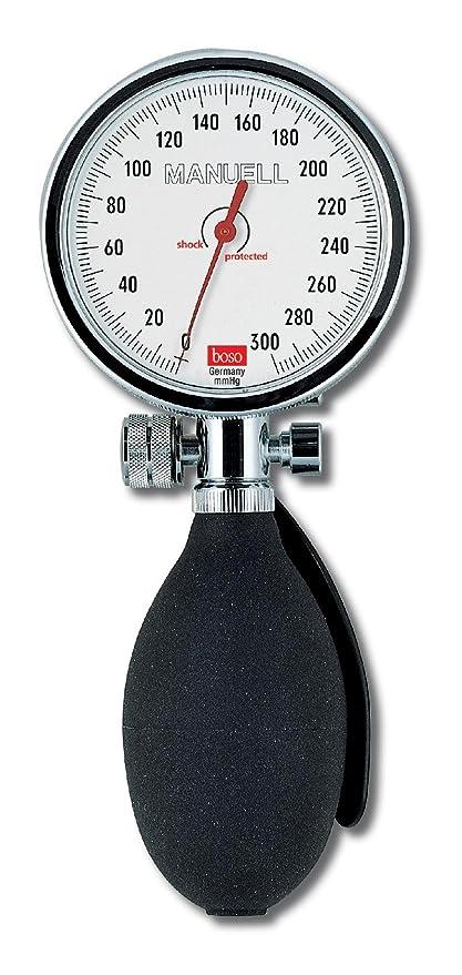 Boso - Tensiómetro manual (diámetro de 60 mm, cierre con velcro)