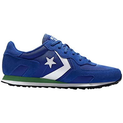 607a9b2207812 Amazon.com | Converse Womens Thunderbolt Ox Hyper Royal Green Suede ...