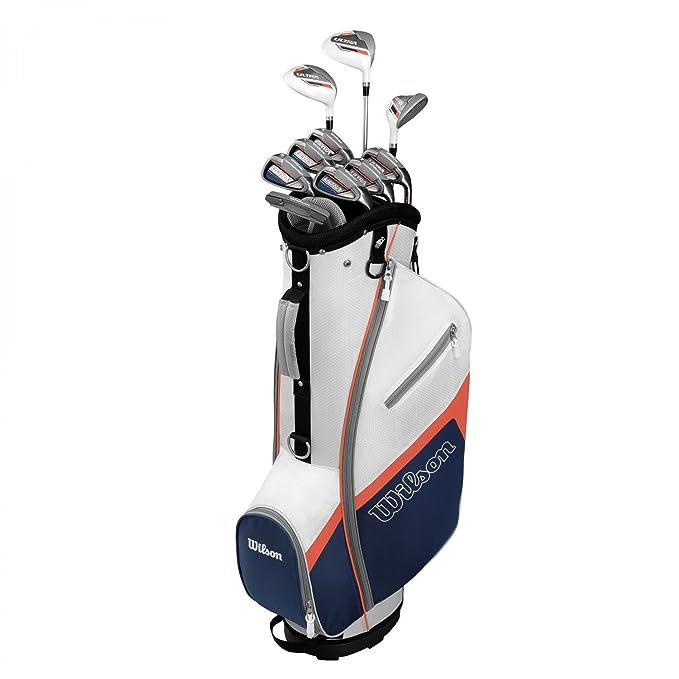Wilson - Juego Completo de Golf para Mujer Ultra: Amazon.es ...
