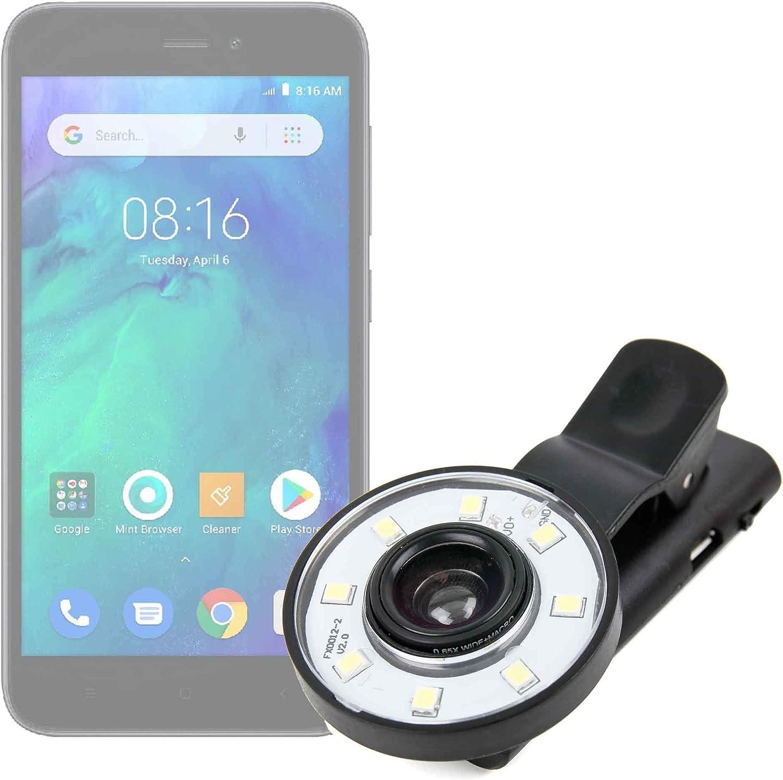 DURAGADGET Flash Selfie para Smartphone VSMART Active 1, VSMART ...