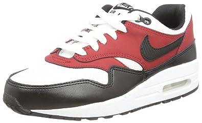 7aaa3fe2e Nike Air Max 1 Gs, Boys' Trainers, Multicolor (White/Blue/Black/Gym ...